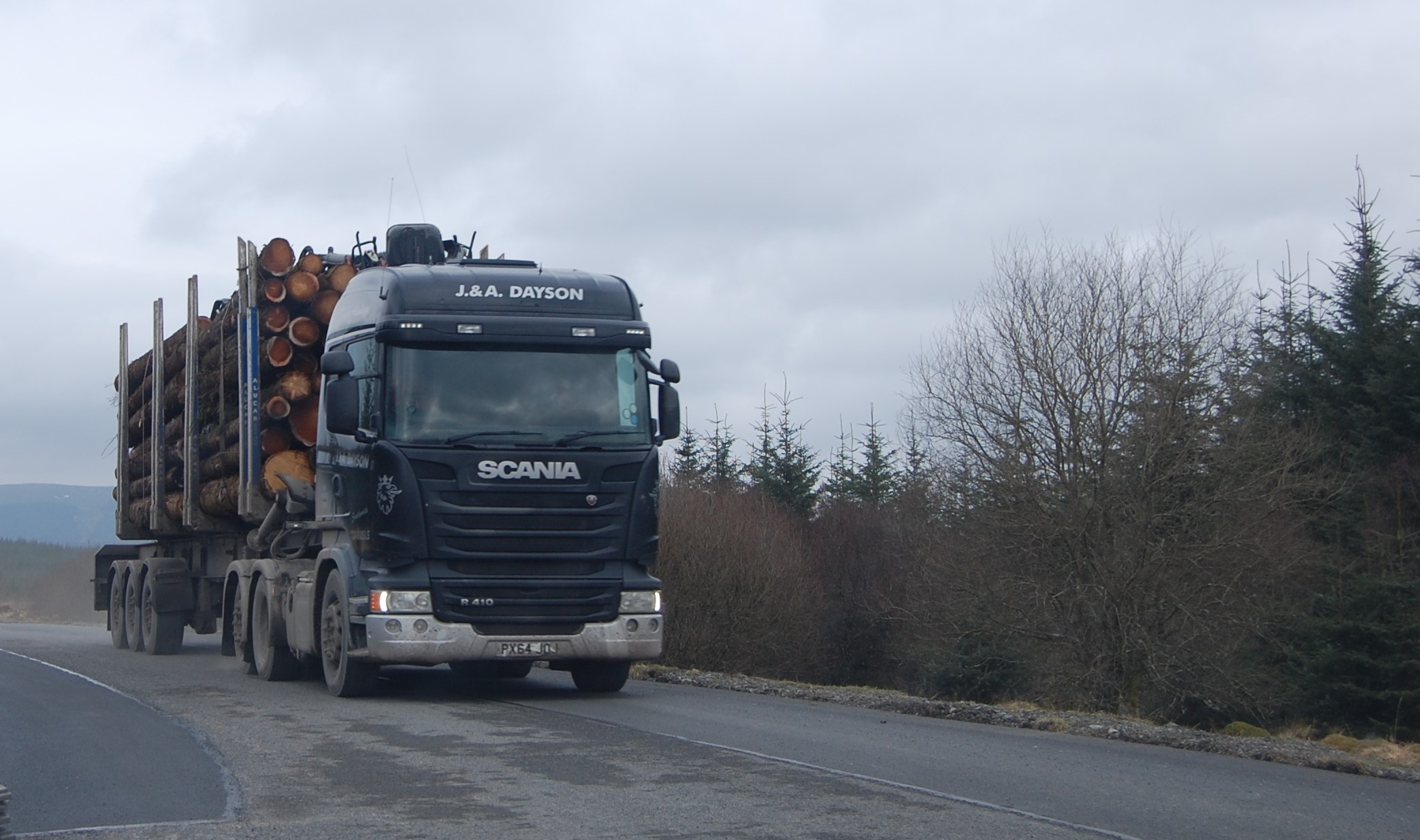 £1M boost for timber transport projects