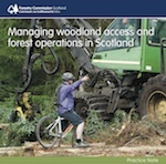 managing woodland access cover