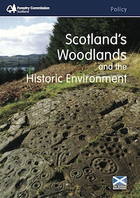 scotlands woodlands and the historic environment cover image