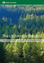 UK Forestry Standard front cover