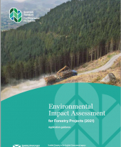 Environmental Impact Assessment for forestry projects application guidance