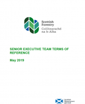 Senior Executive Team Terms of Reference