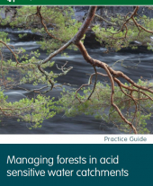 Managing Forests in Acid Sensitive Water Catchments