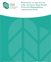 Biosecurity on sites served with a Statutory Plant Health Notice for Phytophthora ramorum on larch.pdf