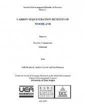 The Social and Environmental Benefits of Forests in Great Britain: Carbon Sequestration Report