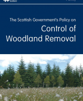 The Scottish Government's Policy on Control of Woodland Removal
