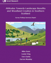Attitudes Towards Landscape Benefits and Woodland Creation in Southern Scotland