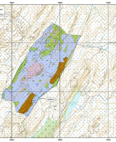 Acha-Bheinn Appendices: 11.11 Soil Map