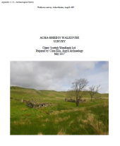 Acha-Bheinn Appendices: 11.12 Archaeological Survey