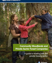 Community Woodlands and Private Sector Forest Companies