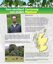 Farm Woodland Case Studies: Corrimony