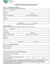 Felling Permission Application Form (PDF) - Scottish Forestry