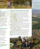 A Forest Habitat Network for Edinburgh and Lothians