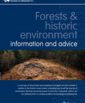 Forests and Historic Environment: Information and Advice