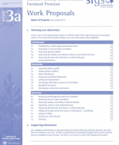 FP3a: Work Proposals Form