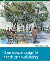 Greenspace Design for Health and Well-being