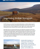 A Guide to Improving Timber Transport