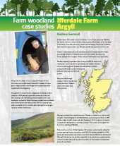Farm Woodland Case Studies: Ifferdale Farm