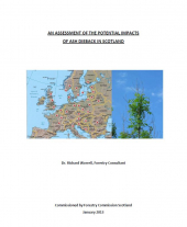 An Assessment of the Potential Impacts of Ash Dieback in Scotland