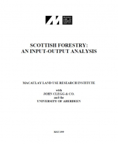 Scottish Forestry: An Input-Output Analysis