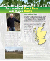 Farm Woodland Case Studies: Knock Farm