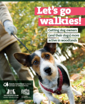 Let's Go Walkies! Getting Dog Owners More Active in Woodlands
