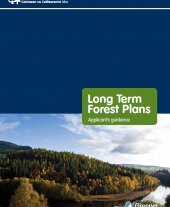 Long Term Forest Plans: Applicant's Guidance