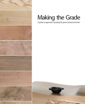 Making the Grade: A Guide to Appearance Grading UK Grown Hardwood Timber