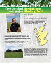 Farm Woodland Case Studies: Newhill Farm