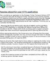 Planning ahead for your STTS application