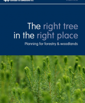 The Right Tree in the Right Place: Planning for Forestry and Woodlands