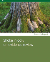 Shake in Oak: An Evidence Review