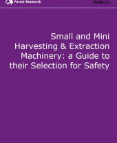 Small and Mini Harvesting and Extraction Machinery: A Guide to their Selection for Safety