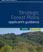 Strategic Forest Plans: Applicant's Guidance