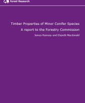 Timber Properties of Minor Conifer Species: A Report to the Forestry Commission
