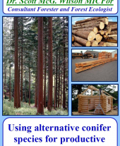 Using Alternative Conifer Species for Productive Forestry in Scotland