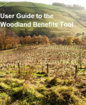 User Guide to the Woodland Benefits Tool