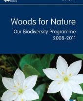 Woods for Nature: Our Biodiversity Programme 2008-2011