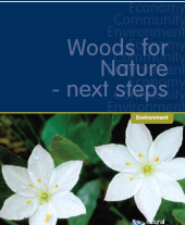 Woods for Nature: Next Steps